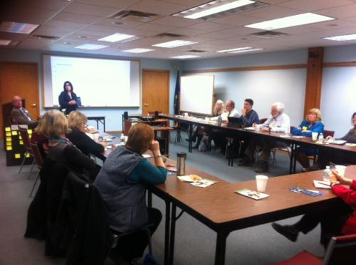 Central Vermont Chamber Workforce Solutions Forum