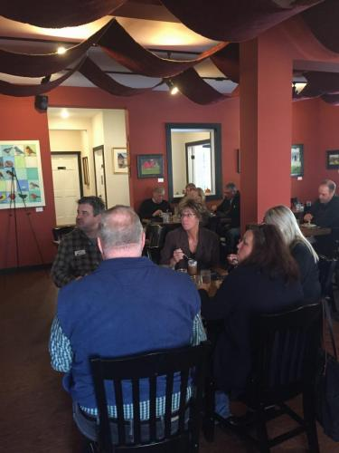 Lunch Forum in Windsor County