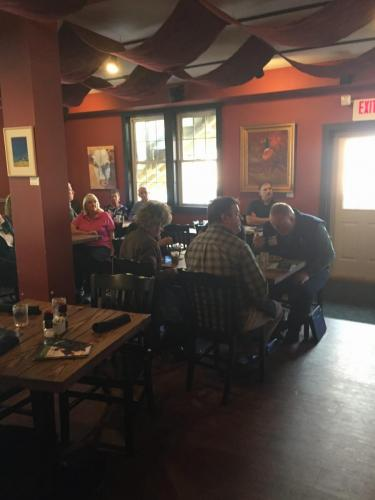 Thoughtful ideas discussed in Windsor County