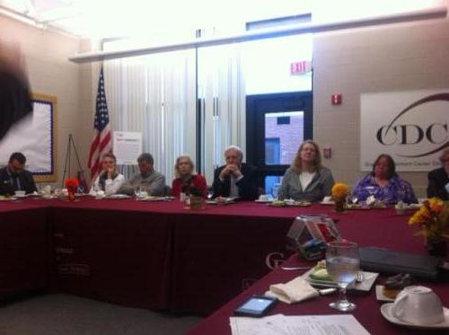 Bennington County Community Members Share Their Thoughts With the VCC